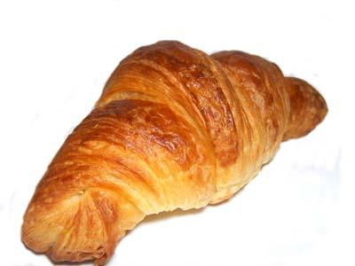 【こんがりパン屋小麦工房】 みどり市大間々 クロワッサン