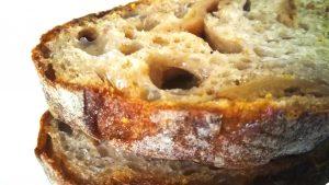リナシメントカフェ 高加水パン